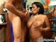 Huge Tits Blowjob Alexis Silver