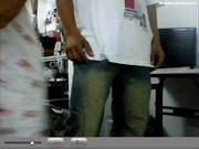 Gatinha muito safada na webcam