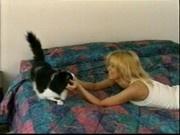 Jenna Jameson's first sex scene