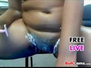 My friend daphne shaving her sweet pussy on cam