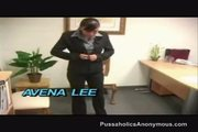 Mika tan and avena lee - office lesbians in heat