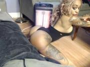 girl creamyexotica squirting on live webcam - 6cambiz