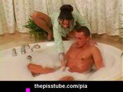 Pissing sex 8