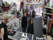 Couple Bitches Rip Off Pawn Owner
