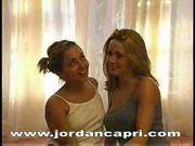 Jordan capri