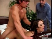 Nadia Styles Gets Fucked And Jizzed - DMilf