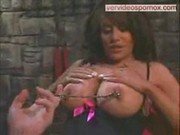 Busty Dungeon Fucked