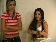 Netvideogirls - avery & katrina audition