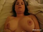 Big tit wife loves sex