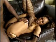 One Yummy Black Cock For Marie Luv - Foxy Black Butts
