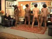 Dancing black naked girls