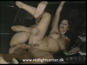 milf fucks boy toy in limo