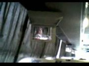 Argenta haciendo un pete en el bus