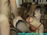 Christy Canyon hot sex scene