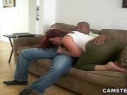 Dorky Black BF Got Seduced by Big Ass Latin GF
