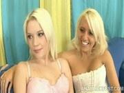 Kissy Kapri - Asslicking Blonde Sluts