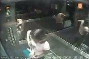 Casados infieles en ascensor nicolas lucar & mariaelena llan