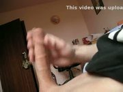 Orgasmic video from boy 18