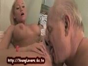 Madison Scott Fucks Grandpa