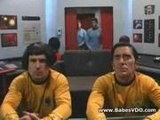 Star Trek Vicky pussy fuck