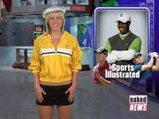 Naked news sports eila adams sexy