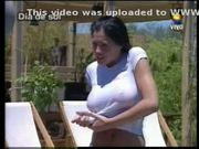 Pamela david - wet t-shirt