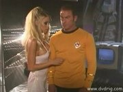 Vicky Vette Gets Fucked By Passionate Star Trek Heroes