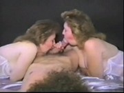 twin sisters sucking big cock