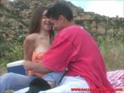 Young Slut Jackie Ashe Sucking her Man039s Cock