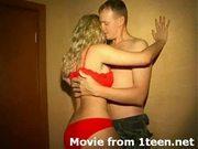 Amateur teen porn video