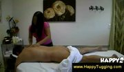 Japanese girl gives erotic massage
