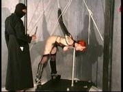 Melany strappado-bondage 1