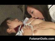 Japanese futanari coeds!