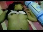 Girlfriend exposed while sleeping