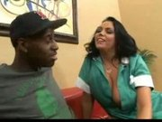 Angelica sinn fucks by a big black cock at bruthas who luv m