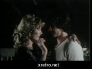 Milf seduces guy in retro porn movie