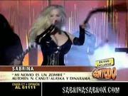 Sabrina sabrok hot rockstar with biggest breast in the world