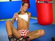 Horny boxer - boysiq.com sex video
