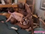 House Wife in Double Penetration