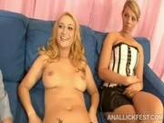 Leslie Love - Two Naked Hotties On Cam