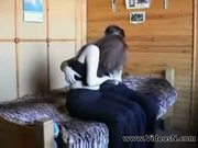 Hot russian girl homemade sex video