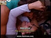 Big brother spain melania public fucking