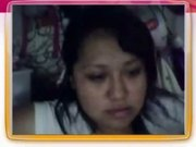 Mi amiga bety por su webcam