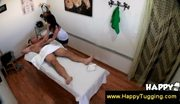 Naughty asian masseuse offers extra
