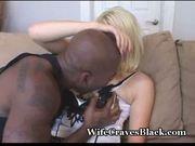 Hotwife fucked by black bull