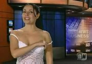Naked news bloopers live on air