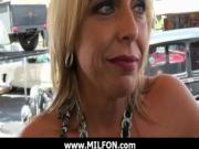 Super sexy milf fucked hard by hunter 24