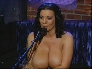 Linsey Dawn McKenzie - Howard TV