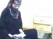 Arab girl praying then masturbating