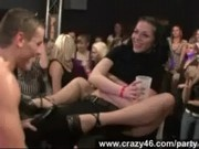 Drunk Babes Fuck At Party